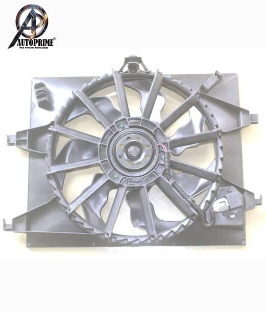 Autoprime I-10 Grand Diesel Single Radiator Fan Assembly