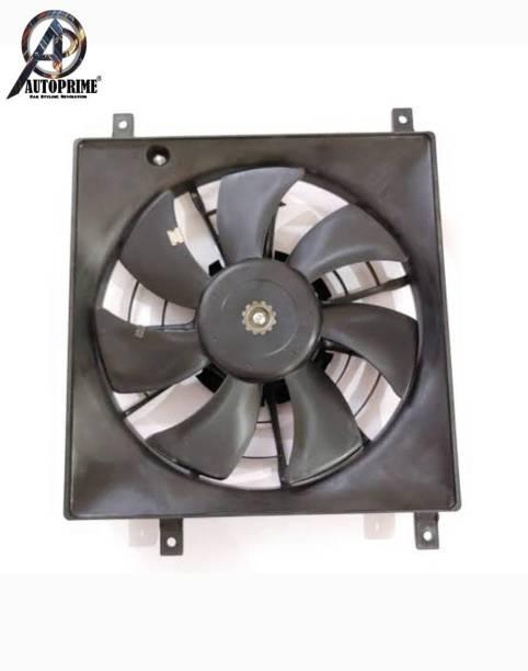 Autoprime SX4 Single Radiator Fan Assembly