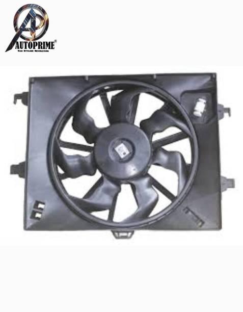 Autoprime I-10 Grand /Xcent/Fludic Single Radiator Fan Assembly