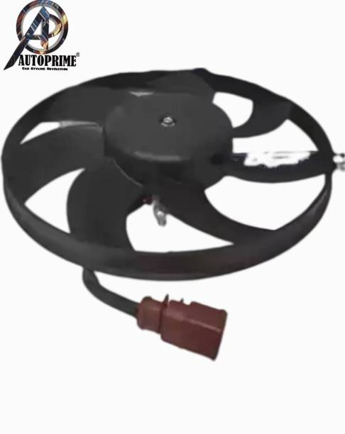 Autoprime Laura Complete Single Radiator Fan Assembly