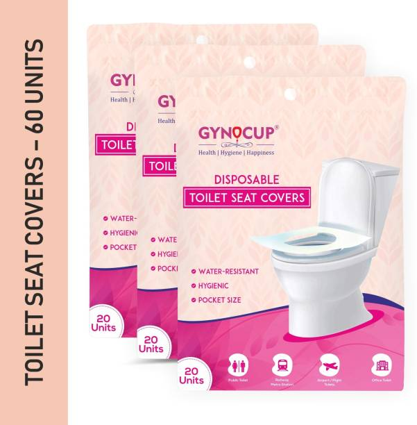 Gynocup Paper Toilet Seat Cover