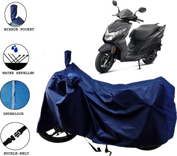 SHAFNO Two Wheeler Cover for Honda