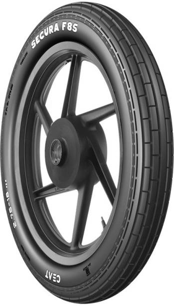 CEAT SECURA F85 TL 42P 2.75-18 Front Tyre