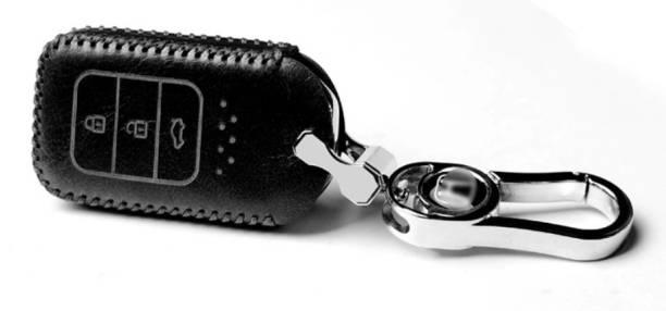 JVCV Car Key Cover