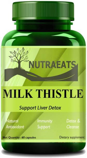 NutraEats Nutrition Milk Thistle Liver Support Formula Pro