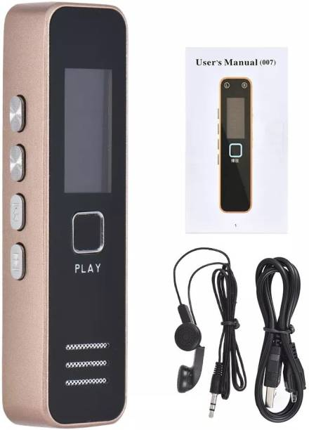 Emafia MINI DIGITAL PROFESSIONAL DISPLAY VOICE RECORDER 8 GB Voice Recorder