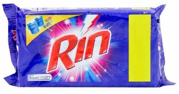 Rin 140+25gm free pack of 2 Detergent Bar