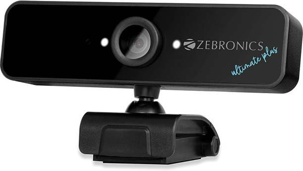 ZEBRONICS Zeb Ultimate Plus  Webcam