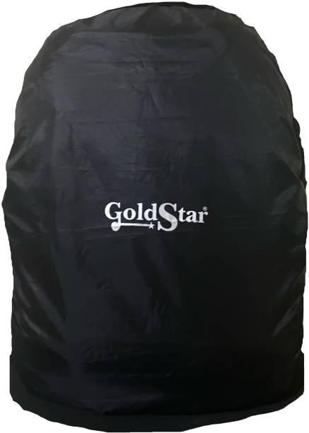 Goldstar Rain & Dust Cover For Backpack Waterproof Laptop Bag Cover, School Bag Cover, Trekking Bag Cover