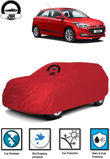 J S R Car Cover For Hyundai i20 (Without Mirror Pockets)