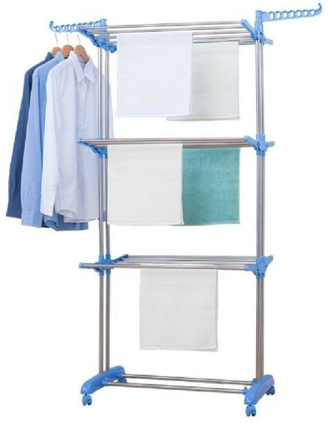 MFY Steel Floor Cloth Dryer Stand DRY201