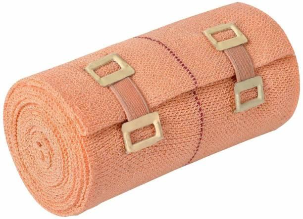 tinynmommy Cotton Crepe Bandage - Roll Sports Wrist Wrap Straps Elastic Compression Crepe Bandage