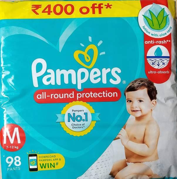 Pampers PAMPER01 - M