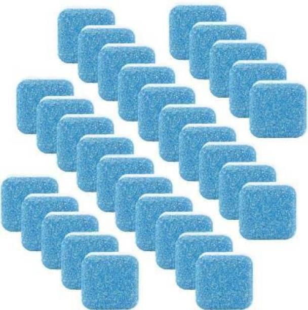 HPENTERPRISE 30 Pcs Washing Machine Descaler Tablets | Washing Machine Tablets for Cleaning | 30 Pcs Dishwashing Detergent Dishwashing Detergent