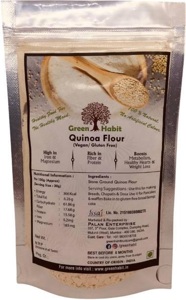 greenhabit GLUTEN FREE QUINOA FLOUR (4500 GM)