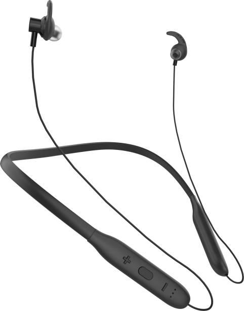 TECHFIRE TUNE 200 Platinum Series Neckband - Low Price Bluetooth Neckband Bluetooth Headset