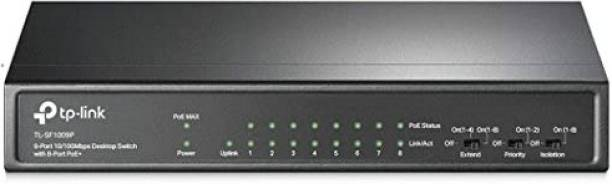 TP-Link TL-SF1009P Network Switch