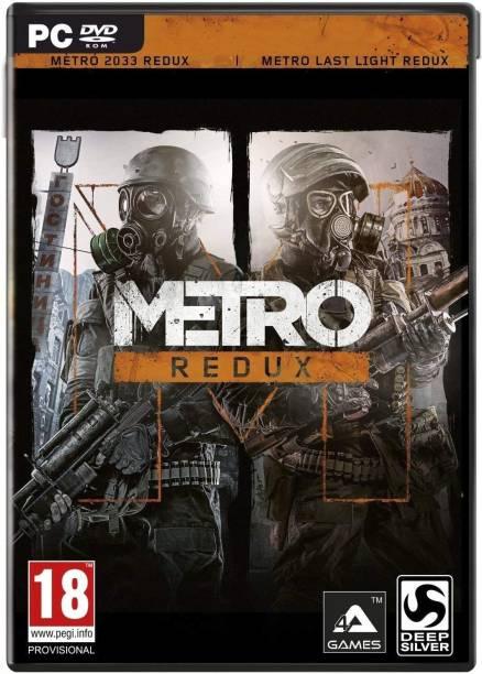 Metro Redux (DVD)