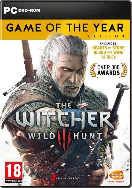 The Witcher 3 III Wild Hunt (GOTY Edition DVD)