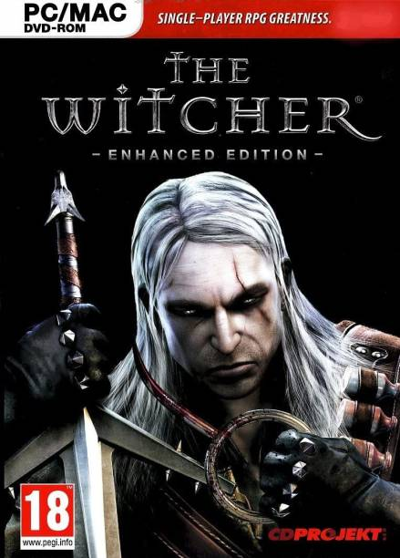 The Witcher : Enhanced Edition (DVD)