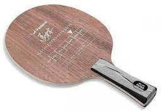 Yasaka Ma Lin Extra Offensive Table Tennis Blade Brown, Grey Table Tennis Blade