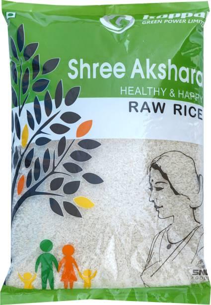 Shree Akshara Premium Sona Masoori Rice (Raw)