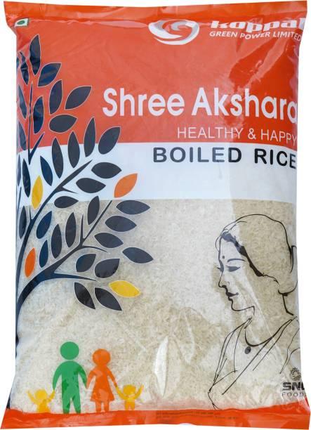 Shree Akshara Premium Sona Masoori Rice (Boiled)