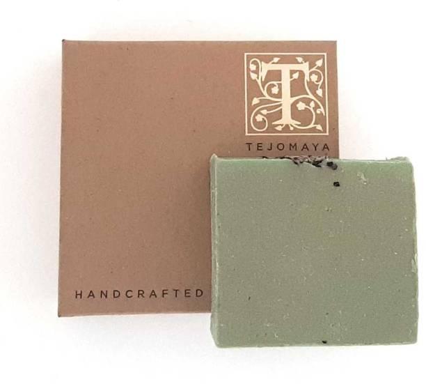 Tejomaya Handmade Natural Antioxidant Green Tea soap