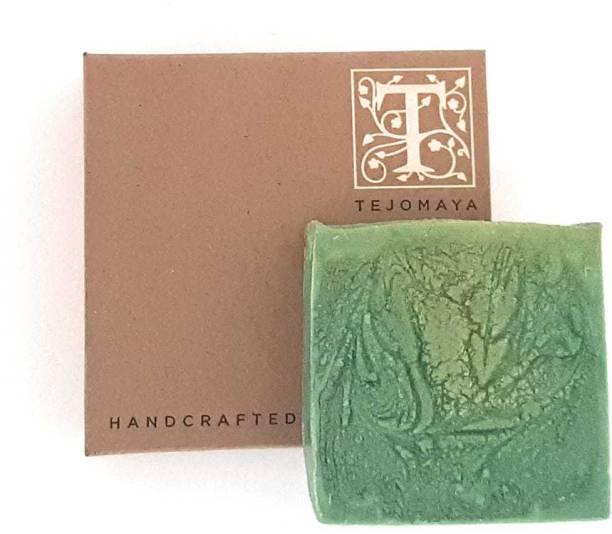 Tejomaya Handmade Natural Fragrant Bergamot soap