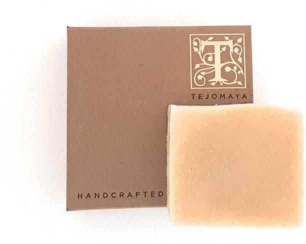 Tejomaya Handmade Natural Deep Cleansing Vetiver/Khus soap