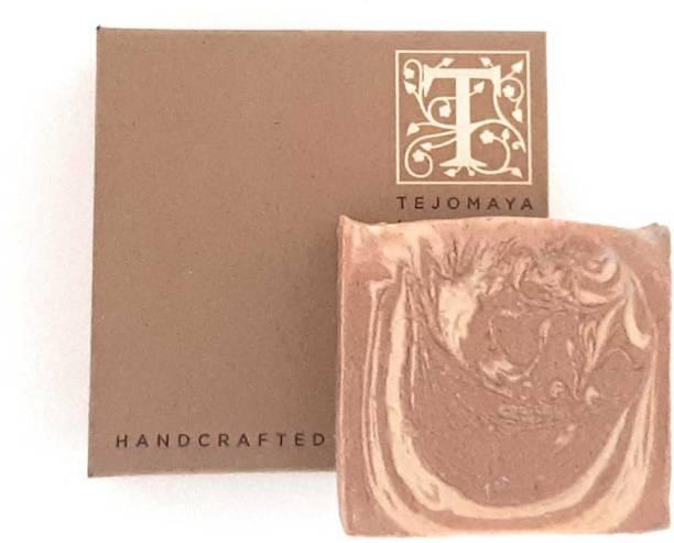 Tejomaya Handmade Natural Exfoliating Bentonite Clay soap