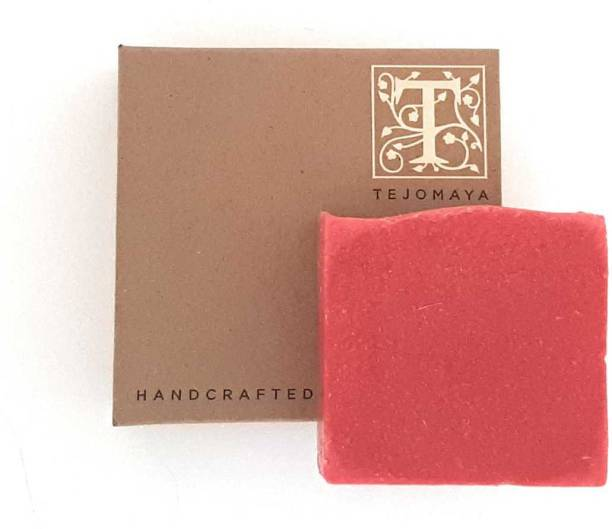 Tejomaya Handmade Natural Antioxidant Red Wine soap