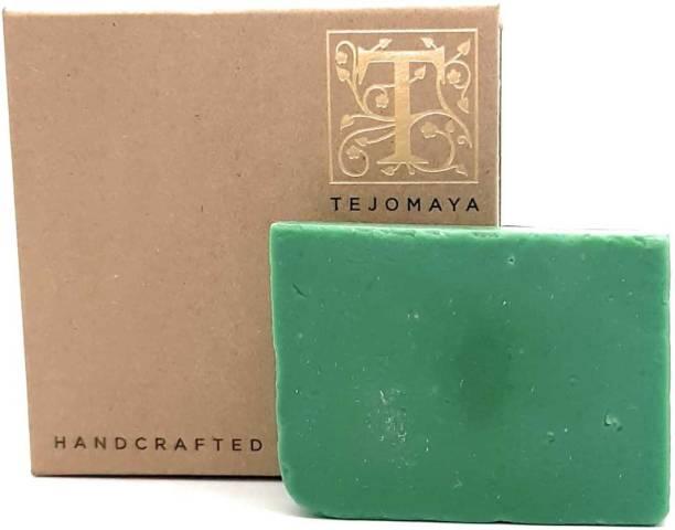 Tejomaya Handmade Natural Skin Purifying Lemongrass soap