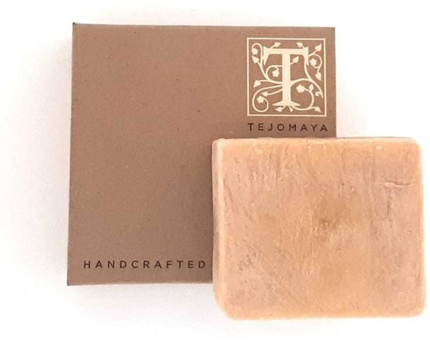 Tejomaya Handmade Natural Moisturizing Honey, Shea Butter soap
