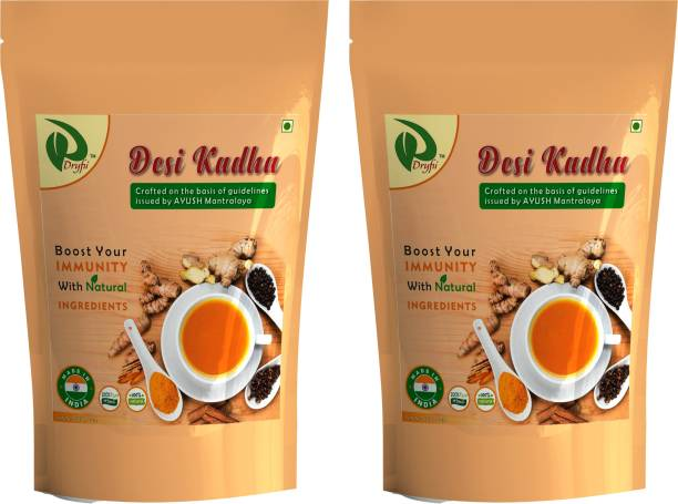 Dryfii Kadha Spices Masala Tea Pouch