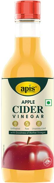 Apis Apple Cider Vinegar Raw and Unfiltered with Mother Vinegar