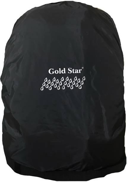 Goldstar Rain & Dust Cover For Backpack,TREKKING Dust Proof, Waterproof Laptop Bag Cover, School Bag Cover, Luggage Bag Cover, Trekking Bag Cover