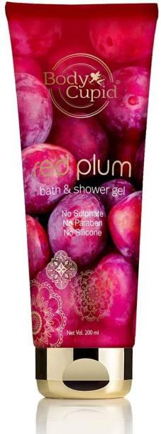 Body Cupid Red Plum Shower Gel - 200 ml