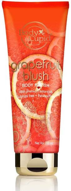 Body Cupid Grapefruit Blush Body Polish - 200 ml
