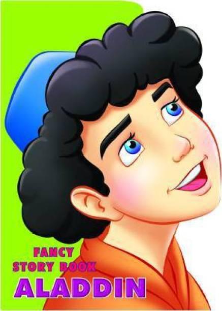 Fancy Story Board Book - Aladin