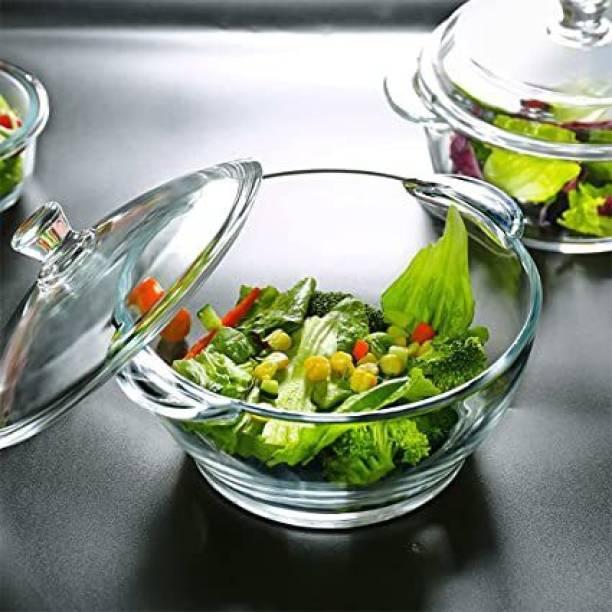 Priza Enterprise Glass Serving Bowl