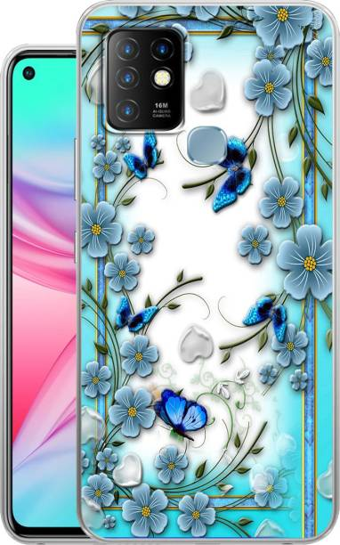 mobom Back Cover for Infinix Hot 10