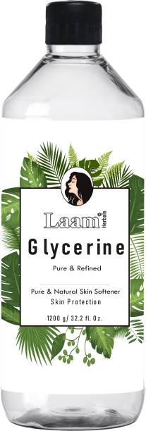 Laam Pure & Refined IP Glycerine Pack of 2 -600 ml each
