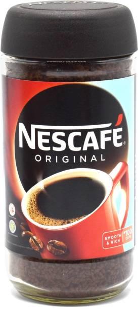 Nescafe Original Smooth & Rich Coffee - 200g Instant Coffee