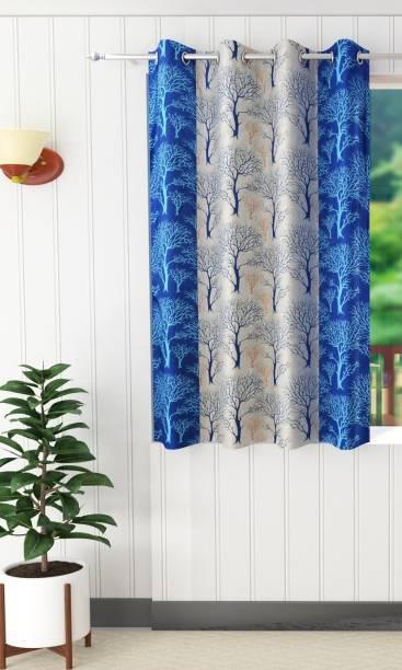 Flipkart SmartBuy 150 cm (5 ft) Polyester Window Curtain Single Curtain