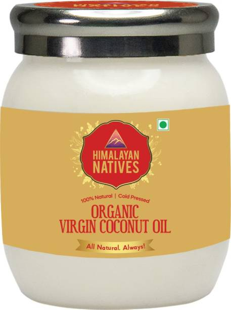 Himalayan Natives Virgin Coconut Oil Coconut Oil Jar