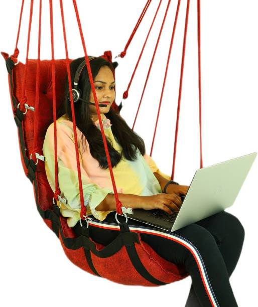 Lyticx Soft Premium Quality Adult,Kid Swing Polyester Large Swing