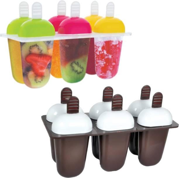 TruVeli 500 ml Manual Ice Cream Maker