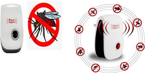 NITLOK Ultrasonic Anti Mosquito Insect Repeller Rat Mouse Cockroach Pest Reject Repellent Electric Insect Killer (Lantern)