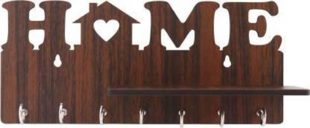 CRANK Wood Key Holder